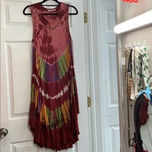Wayan Natural Wear Dress